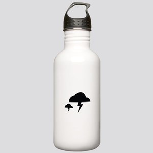 Storm Clouds Stainless Water Bottle 1.0L