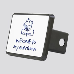 Welcome png Rectangular Hitch Cover