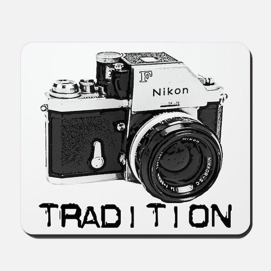 Nikon Mousepad