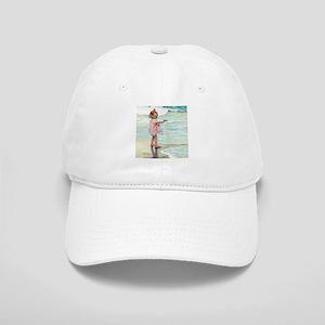 Child at the beach Cap