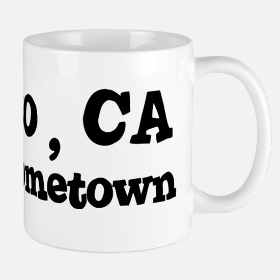 Novato - hometown Mug