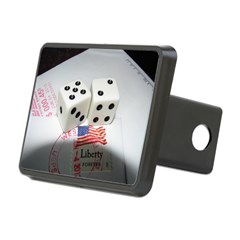 LIBERTY DICE™ Hitch Cover