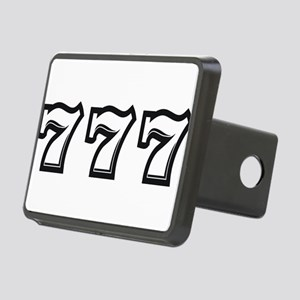 Triple 7s Rectangular Hitch Cover