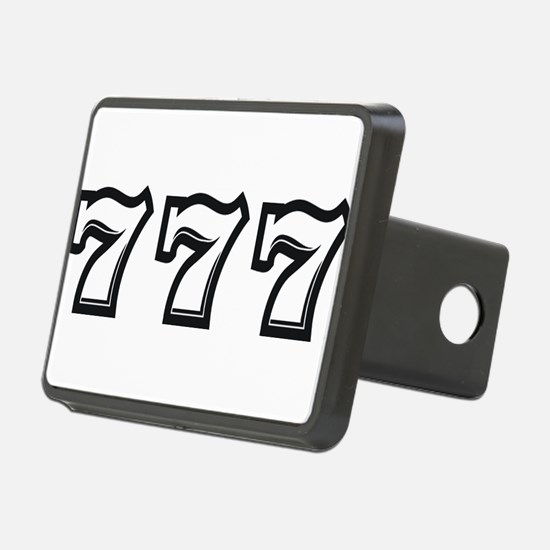 Triple 7s Hitch Cover