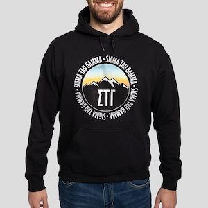 Sigma Tau Gamma Mountains Sunset Sweatshirt