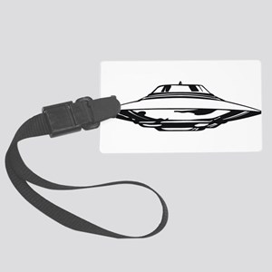 UFO Large Luggage Tag