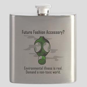 Non-toxic world Flask