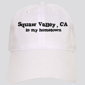 Squaw Valley - hometown Cap