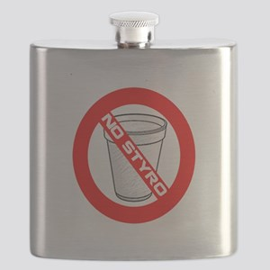 NO STYRO Flask