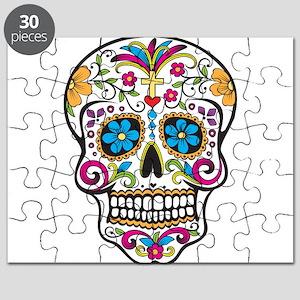 Sugar Skull Puzzle