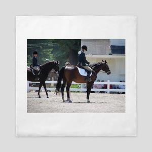 BEAUTIFUL HORSES™ Queen Duvet