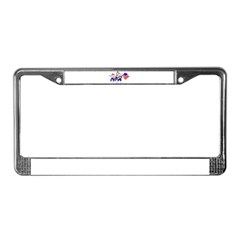 Spirit of '76 CATS License Plate Frame
