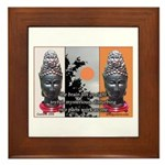 Buddha & Haiku The Brain Tile