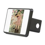 Brother and Sister Rectangular Hitch Cover