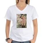 Brother and Sister Women's V-Neck T-Shirt