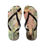 Brother and Sister Flip Flops