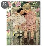 Brother and Sister Puzzle