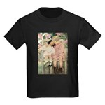 Brother and Sister Kids Dark T-Shirt