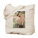 Brother and Sister Tote Bag