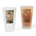Brother and Sister Drinking Glass