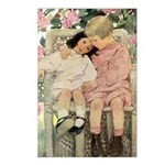 Brother and Sister Postcards (Package of 8)
