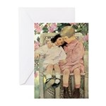 Brother and Sister Greeting Cards (Pk of 10)