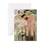 Brother and Sister Greeting Cards (Pk of 20)