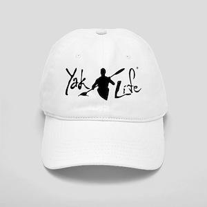 YakLife Logo Black Cap