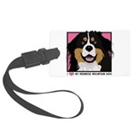 vector Large Luggage Tag