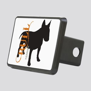 grungesilhouette Rectangular Hitch Cover