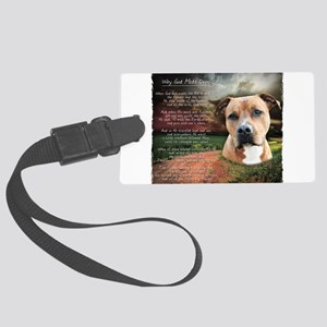 godmadedogs Large Luggage Tag