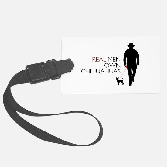 realmen.png Luggage Tag