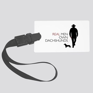 realmen Large Luggage Tag