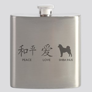 chinesepeace Flask
