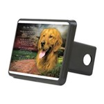 godmadedogs Rectangular Hitch Cover