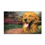godmadedogs Rectangle Car Magnet