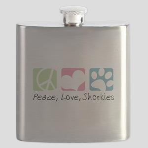 peacedogs Flask