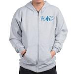 YakLife Logo Zip Hoodie