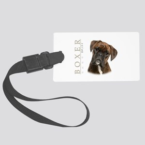 portrait5 Large Luggage Tag