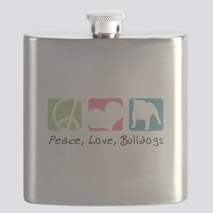 peacedogs Flask