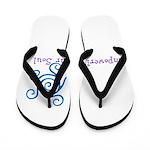 Empowering Your Soul Flip Flops