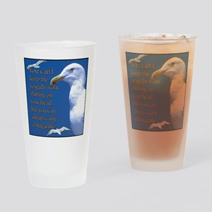 Preparedness Drinking Glass