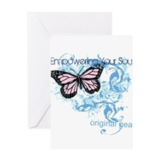Empowering Your Soul Greeting Card