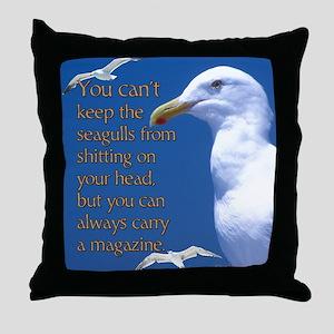Preparedness Throw Pillow