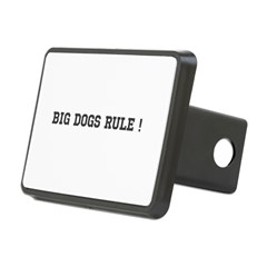 big dogs Hitch Cover