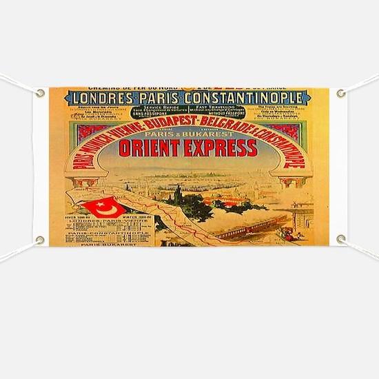 Orient Express Banner