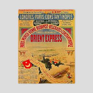 Orient Express Twin Duvet
