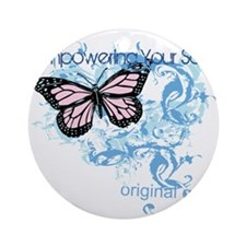 Empowering Your Soul Ornament (Round)