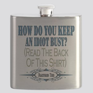 Idiot Busy copy Flask