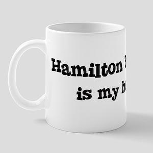 Hamilton Branch - hometown Mug